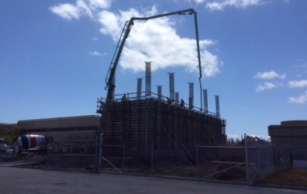Google Cooling Tower / Water Storage Tanks