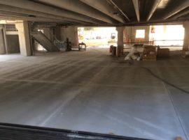 Sansum Parking Garage