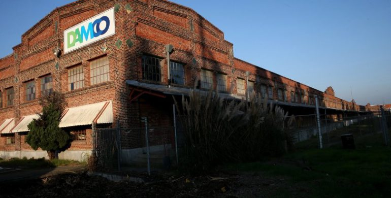 Groundbreaking at historic Del Monte warehouse