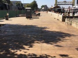 Old Sacramento Boardwalk