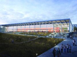 UC Merced Building 1D