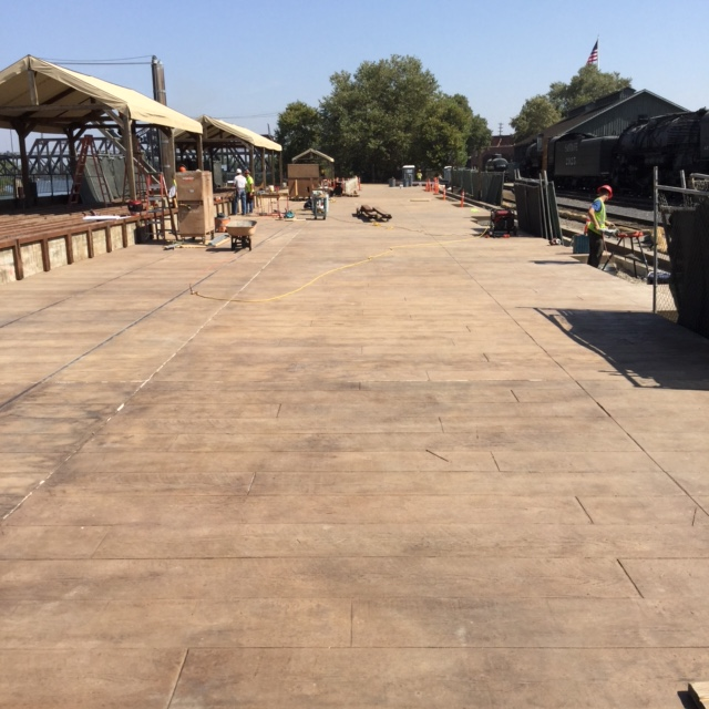 City to Replace Wooden Old Sacramento Boardwalk with Concrete