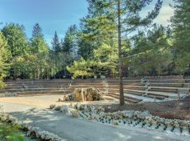 UC Santa Cruz Amphitheater