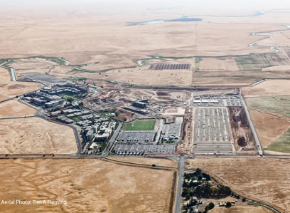 UC Merced 2020 campus expansion project moves forward, some buildings set to open as early as next summer